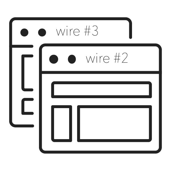 Layout / Wireframe